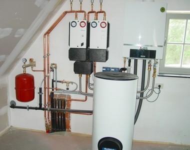 Heyde bv - Verwarming -  Gasketels