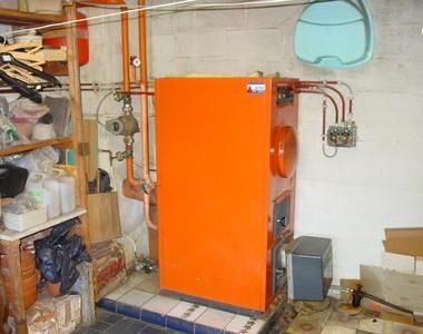 Heyde bv - Verwarming - Ketel vervangen voor en na